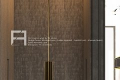 طراحی داخلی پروژه مسکونی فرشته ( تختی )
