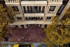 نما رومی - نما کلاسیک - طراحی نما - شرکت معماری