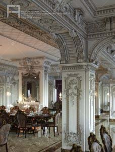 طراحی رستوران کلاسیک