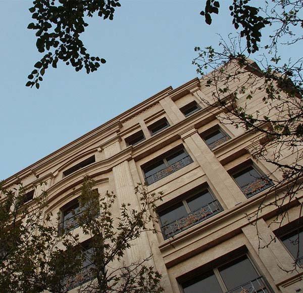 طراحی نما و داخلی ساختمان آقای جلیلی مقدم