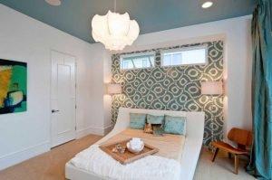 رنگ سقف اتاق خواب