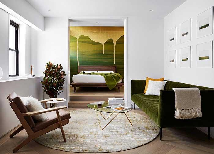 تغییر پالت رنگ دکوراسیون داخلی منزل