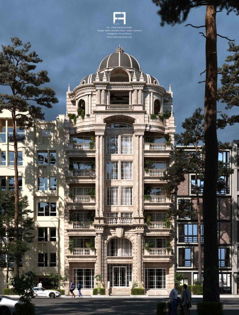 ضوابط عمومی طراحی نما ساختمان