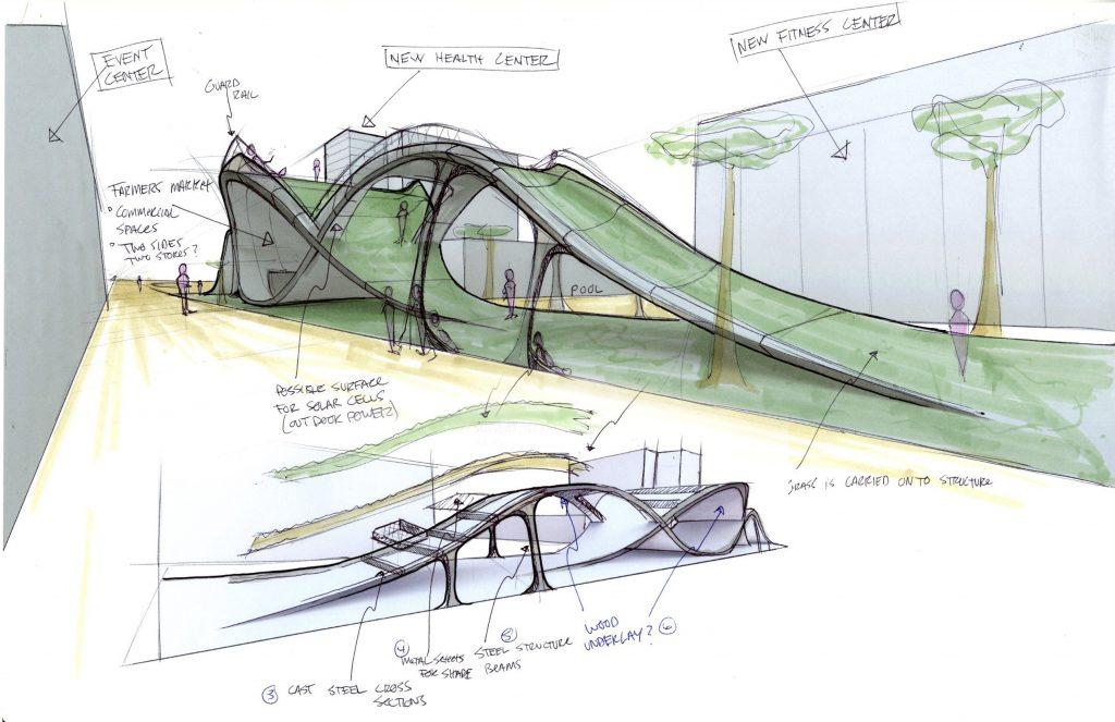 کانسپت در طراحی معماری