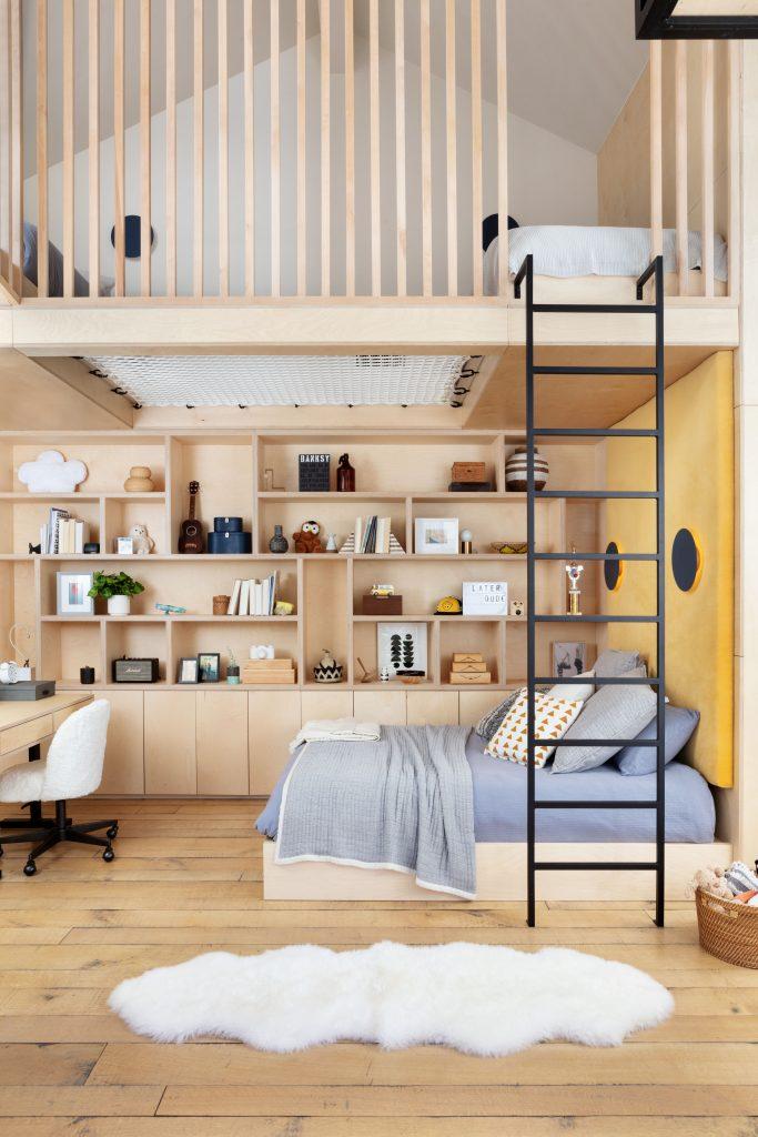 طراحی داخلی اتاق