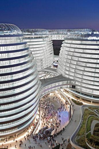معماری زاها حدید